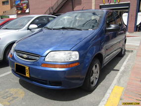 Chevrolet Aveo Famyli