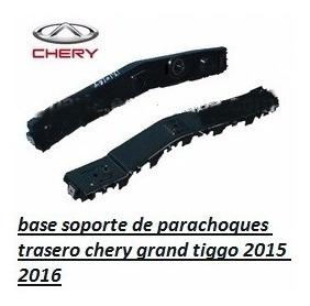 Base Soporte Parachoques Trasero Chery Grand Tiggo 2015 2016