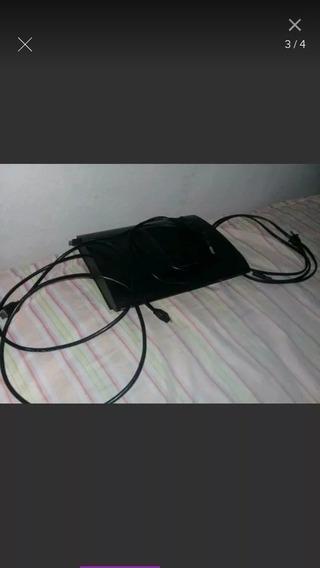 Ps3 - Playstation 3 Slim Bloqueado, Aceito Trocas