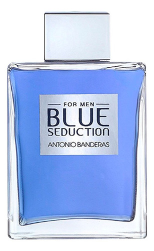 Antonio Banderas Blue Seduction Men Edt Vap X 100 Ml