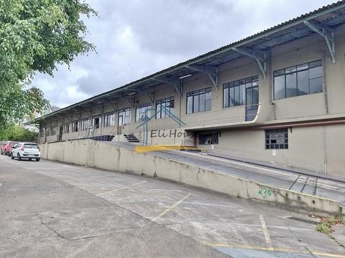 Galpão Industrial - Localização Privilegiada - Bairro Campestre - Santo André - Ga0002 - 32699634