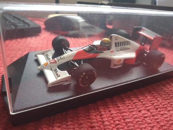 Ayrton Senna Escala 1/43 Marca Onyx F1 Campeón 1990