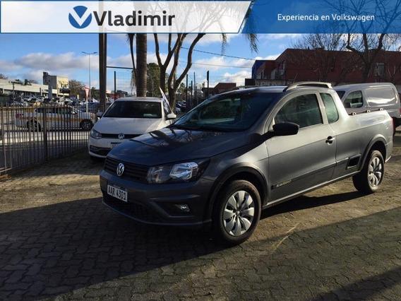 Volkswagen Saveiro Cabina Extendida Pick Up 2017