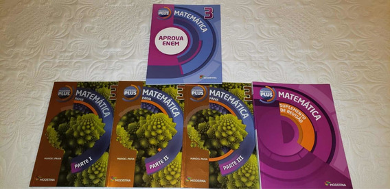 Livro Matemática Moderna Plus 3 Ano Ensino Médio