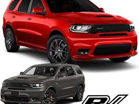 Dodge Durango 5.7 V8 R/t At 360hp 2pantallas R20 3a Fila Rhc