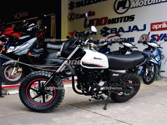 Beta Boy 100 0km Benelli Tnt 135
