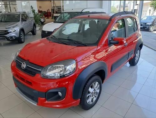 Fiat Mobi 0km $80.000 + Ctas Sin Interes -inmediato V