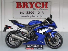Yamaha Yzf - R6 12.488km 2012 R$40.900,00