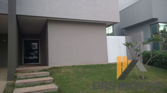 Casa Em Condomínio Com 4 Quartos No Condomínio Sun Lake - Cc37-v