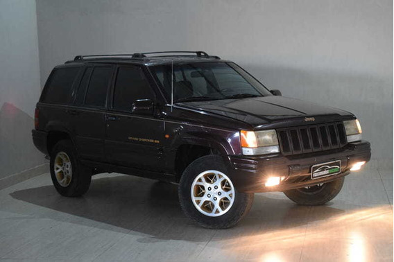 Jeep Gcherokee Limited 1998