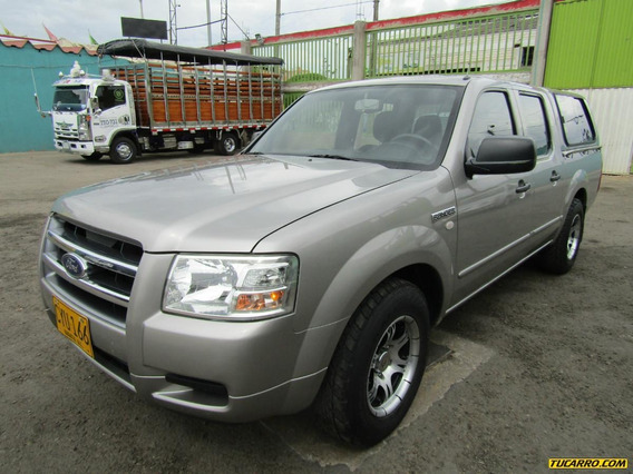 Ford Ranger Xl 2200 Mt