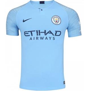 Camisa Manchester City 2019 Oficial Cityzens Pronta Entrega