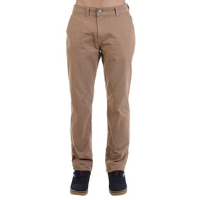 Calça Jeans Billabong Marrom Carter Masculina Original