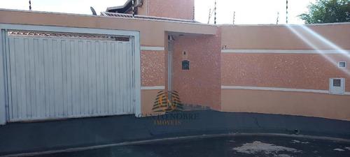 Imagem 1 de 27 de Casa Padrão À Venda Em Araraquara/sp - 1024