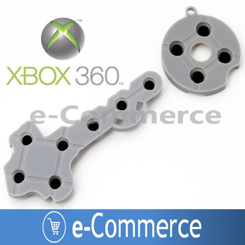 Boton Caucho Conductor Control Palanca Xbox 360 Mando