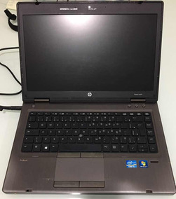 Notebook Hp Probook 6460b Core I5, 4gb, 500gb Completo