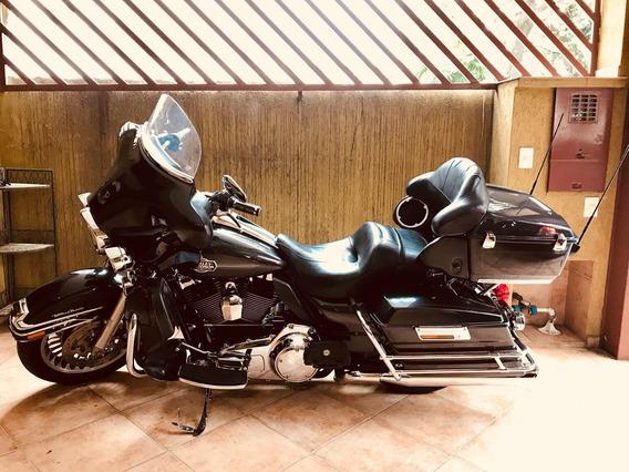 Harley Davidson Cvo Electra Glide Ultra Classic