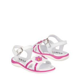 Stylo Zapatos Niños Del 15 Al 17 9125-1 Simipiel Blanco