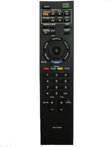 Controle Tv Sony Bravia Universal Para Qualquer Tv Da Marca