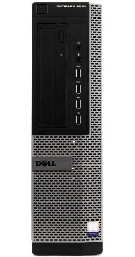 Imagem 1 de 2 de Pc - Desktop Dell Optiflex 9010 (core I5 - 8gb - Hd 500gb)