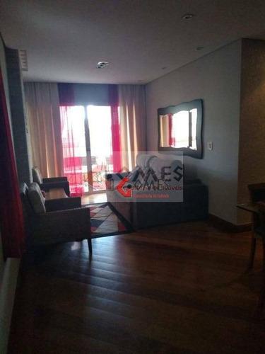 Apartamento Com 3 Dormitórios À Venda, 146 M² Por R$ 850.000,00 - Nova Petrópolis - São Bernardo Do Campo/sp - Ap2922