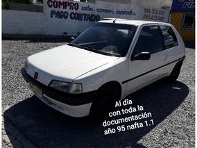 Peugeot 106 1.4 Xr 1995