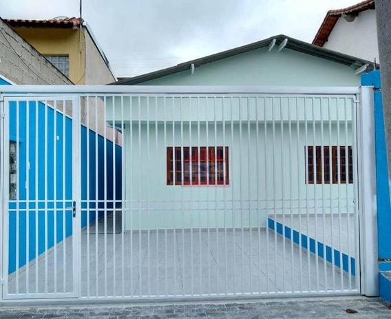 Casa Com 1 Dormitório Para Alugar, 37 M² Por R$ 700/mês - Nagoya Garden - Vargem Grande Paulista/sp - Ca0820