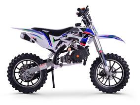 Mini Moto Cross Mxf 49cc - Partida Elétrica Jota Mini Motos