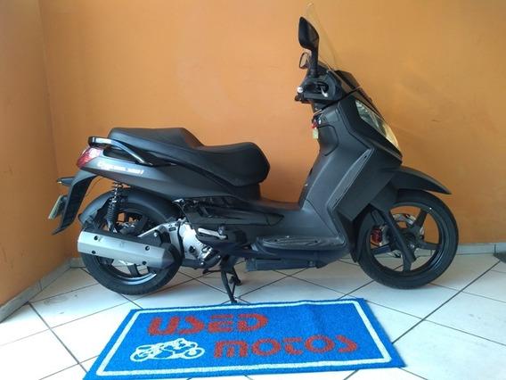Dafra Citycom 300 I 2013 Preta