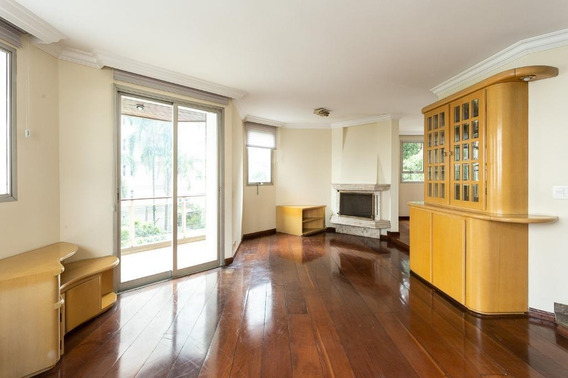 Apartamento Em Higienópolis, São Paulo/sp De 194m² 4 Quartos Para Locação R$ 4.800,00/mes - Ap460406