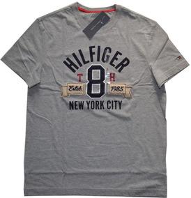 Camiseta Tommy Hilfiger New York Graphic1985