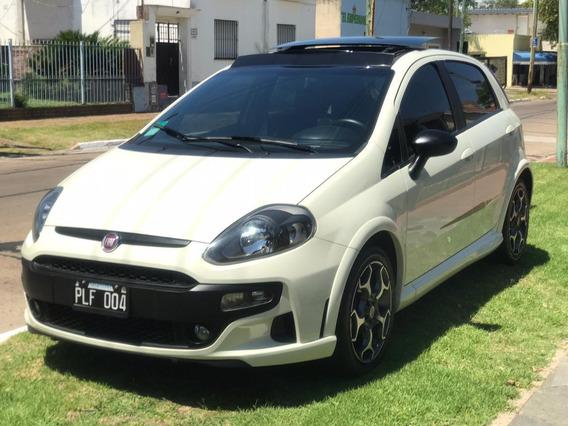 Fiat Punto 1.6 Blackmotion 2016