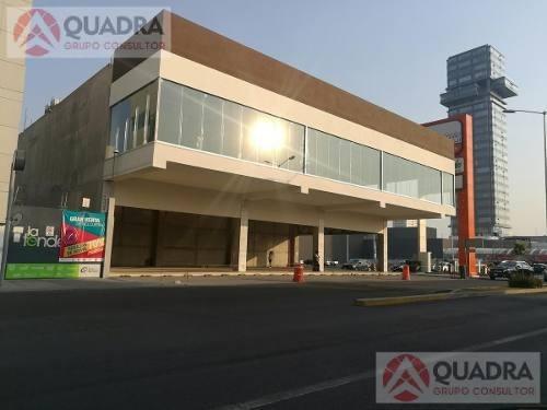Local En Renta En La Lateral Sur Vía Atlixcayotl Zona Lomas De Angelopolis San Andres Cholula Puebla