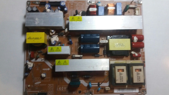 Placa Da Fonte Tv Samsung Ln40a550p 40-ve Ccfl Rev1.3