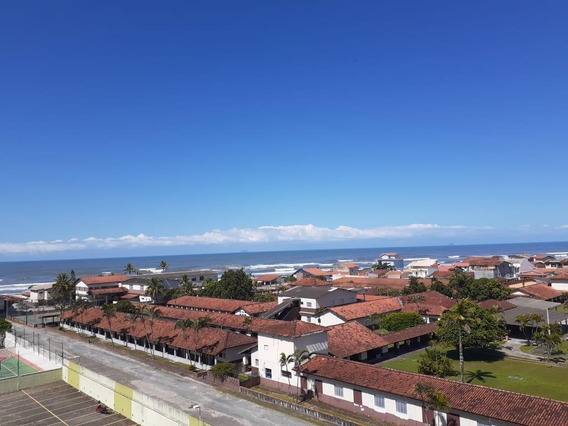 Apartamento Em Centro, Itanhaém/sp De 67m² 2 Quartos À Venda Por R$ 365.000,00 - Ap536677