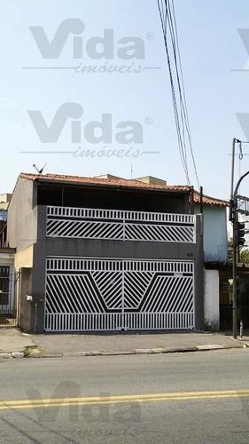 Imagem 1 de 15 de Casa Sobrado À Venda Em Santo Antônio  -  Osasco - 33925