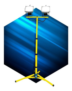 Tripode Extensible 1.85 Cm Capacidad 2 Reflectores Cuotas