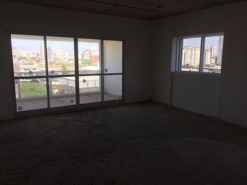 Imagem 1 de 16 de Sala, 56 M² - Venda Ou Aluguel - Baeta Neves - São Bernardo Do Campo/sp - Sa4245