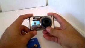 Câmera Pl Samsung Pl120 Usada, Carrega Normal,mas Não Liga.