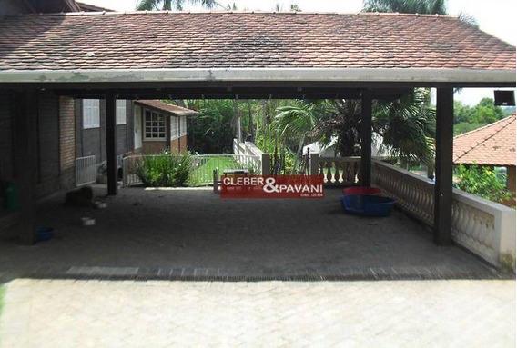 Casa Residencial À Venda, Condomínio Quintas Do Campo Largo, Araçoiaba Da Serra. - Ca0104