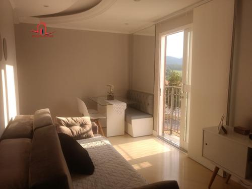 Apartamento A Venda No Bairro Recanto Quarto Centenário Em - 2672-1