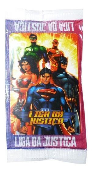 200 Card Liga Da Justiça 50 Pacotes Fechados Frete Gratis