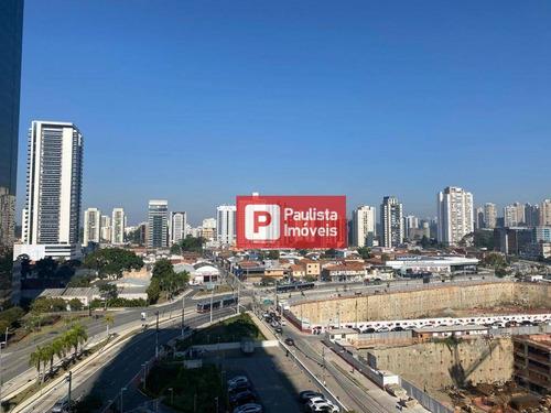 Conjunto Para Alugar, 70 M² Por R$ 5.900,00/mês - Brooklin - São Paulo/sp - Cj1742