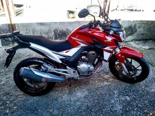 Honda Twister 250 Naked