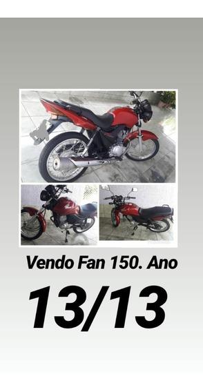 Honda Cg 150 Fan Ano 2013