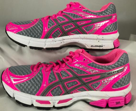 Zapatillas Asics Gel Exalt 2 Rosa Running Mujer Originales