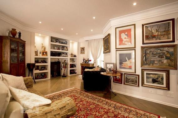Apartamento Para Aluguel - Perdizes, 4 Quartos, 250 - 893029385