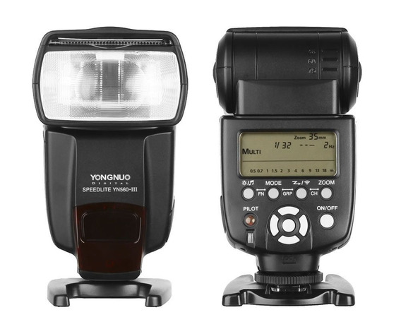 Flash Yongnuo Yn560 Iii Speedlight Para Nikon Canon