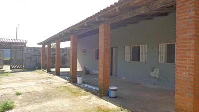 Casa De Esquina. 400 Metros Da Praia, Ref. 0787 M H
