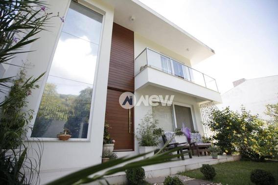Casa Com 4 Dormitórios À Venda, 289 M² Por R$ 1.650.000 - Boa Vista - Novo Hamburgo/rs - Ca2849